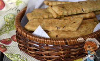 Галетное печенье в домашних условиях - рецепт