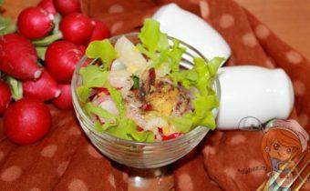 Марокканский салат с апельсином без мяса: пошаговый рецепт