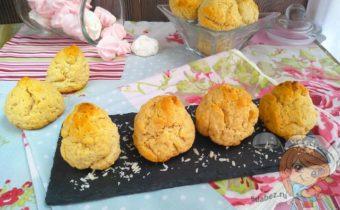 Кокосовое печенье Кокосанки в домашних условиях