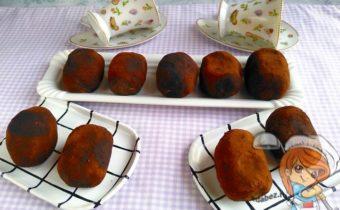 Пирожное картошка без сгущенки и без печенья