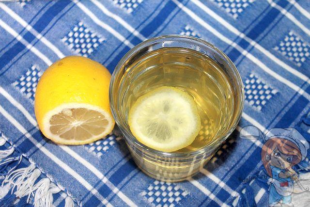 Разливаем напиток для похудения