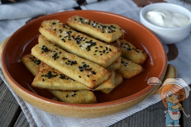 Картофельные палочки в духовке, рецепт с фото