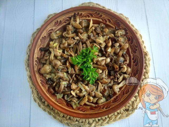 Украшаем грибы