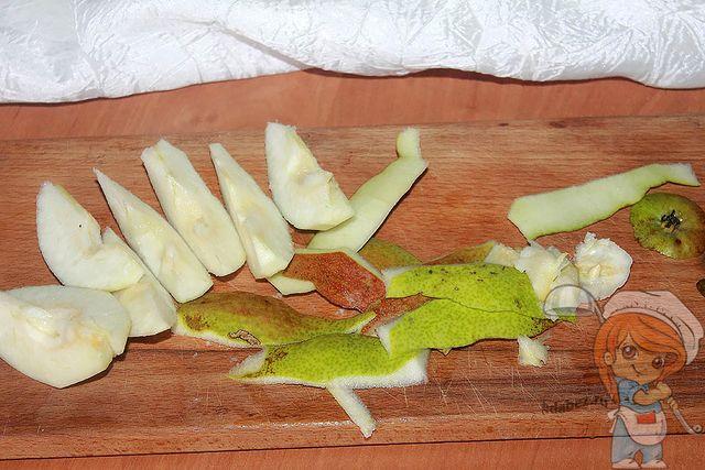 Режем грушу