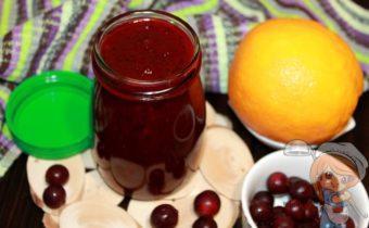 Крыжовник с апельсином на зиму, рецепт с фото