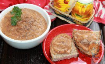 Соус из баклажанов и помидоров, рецепт с фото