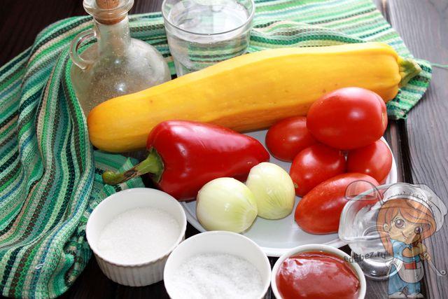 продукты для салата Анкл Бенс