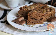 Шоколадный хлеб, рецепт с фото