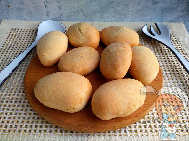 Пирожки с чечевицей, рецепт с фото