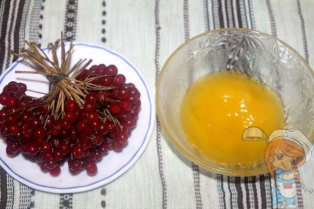Красная калина и мед при давлении и гипертонии
