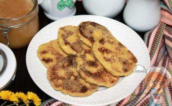 сырники с кукурузной мукой, рецепт с фото
