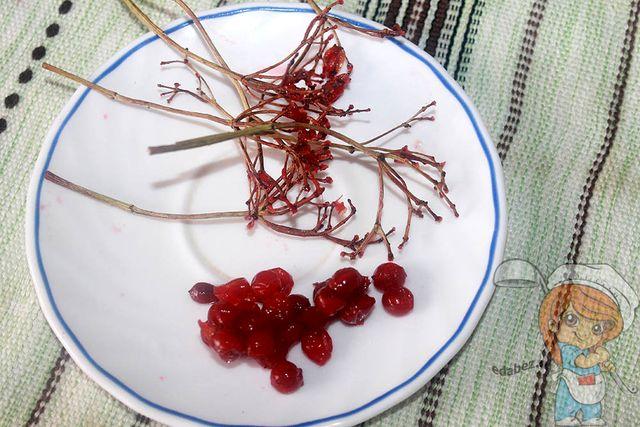 Снимаем ягоды