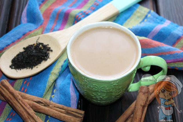 Чай масала, рецепт с фото