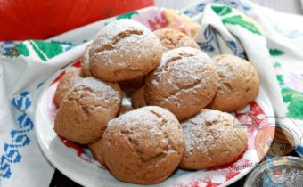 Печенье из тыквы, рецепт в духовке