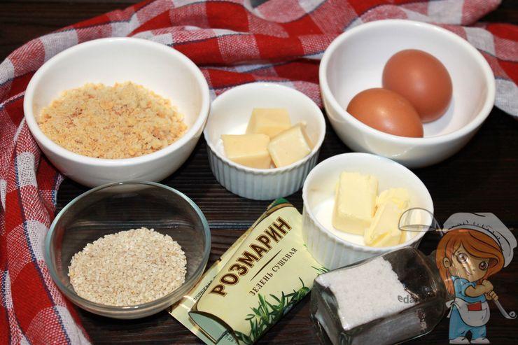 Продукты для выпекания крекеров