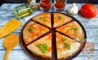 гречневые лепешки без дрожжей, на сковороде