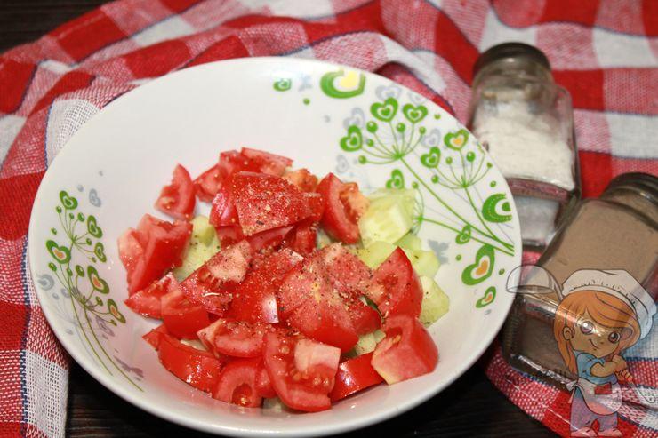 Приправляем специями овощи