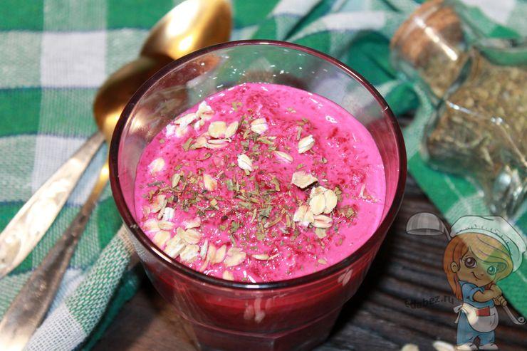 Кефир со свеклой, рецепт для похудения и очищения