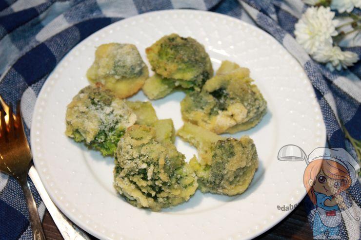 брокколи в панировке, рецепт с фото