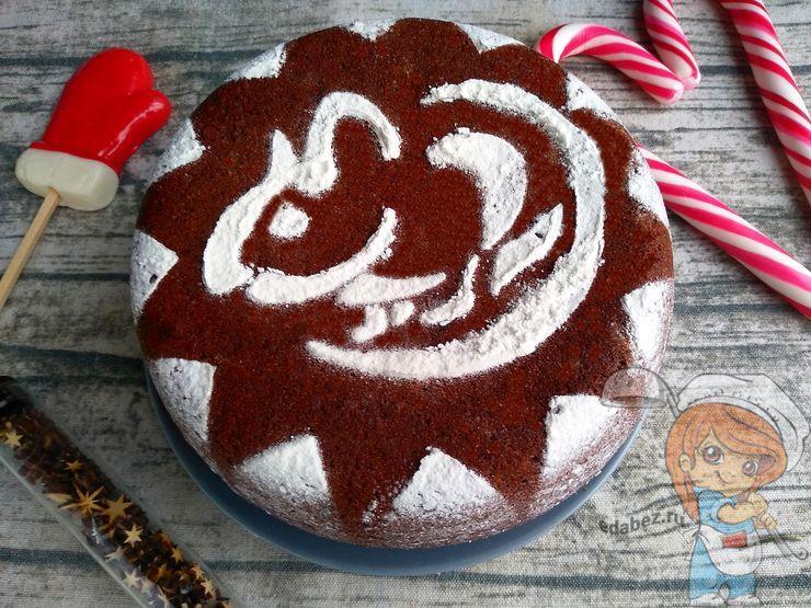 Как приготовить пп торт на Новый год