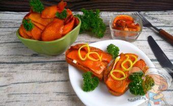 Веганский лосось, рецепт веганской рыбы