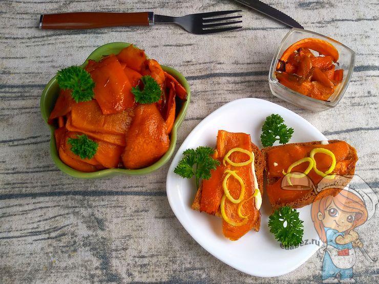 Вегетарианская рыба - лосось из моркови