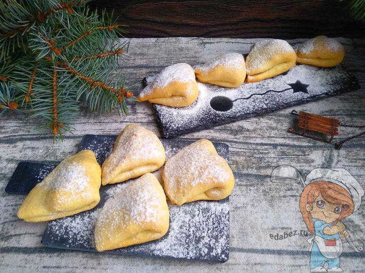 Печенье на новогодний стол