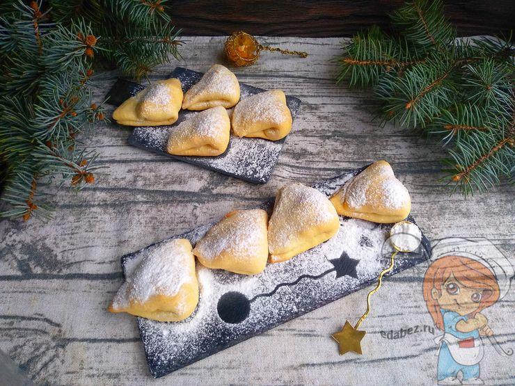 Печенье сугробы, рецепт с фото