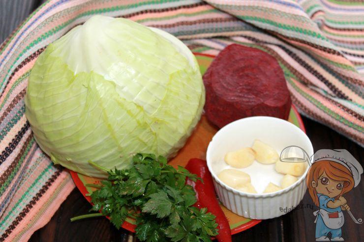 Моем и чистим овощи и зелень