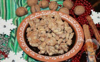 Рождественские орехи, рецепт с фото