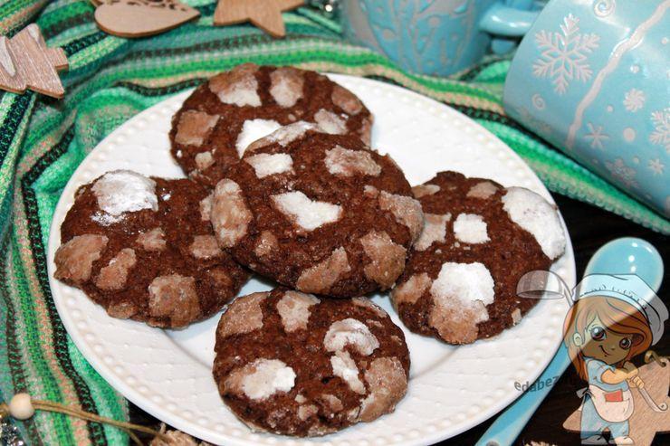 Рецепт как приготовить вкусное рождественское печенье