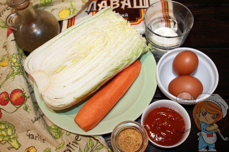 Продукты для закуски из лаваша