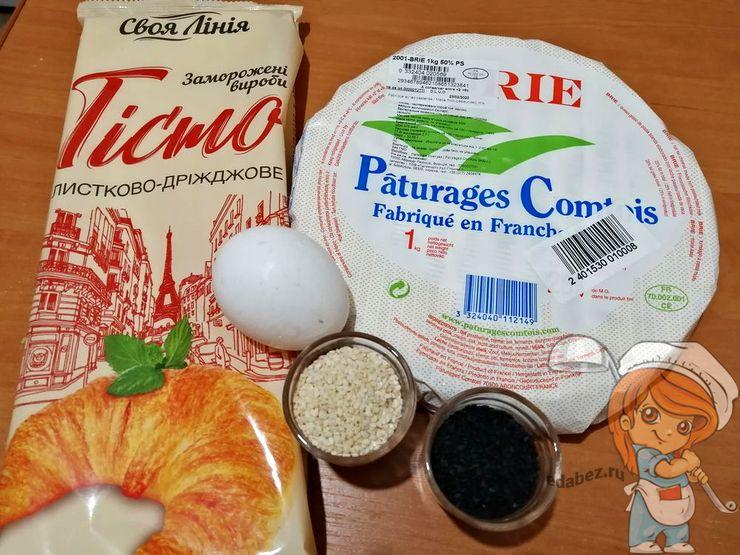 Продукты для выпекания и приготовления домашнего фондю
