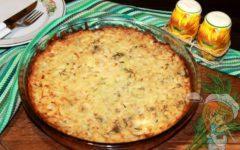Пататник, рецепт болгарского пирога