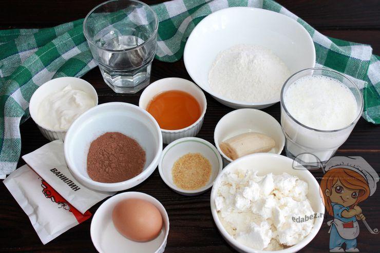 Ингредиенты для пп торта