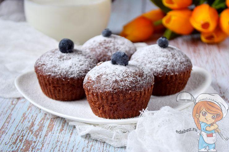 Постные медовые кексы, рецепт с фото
