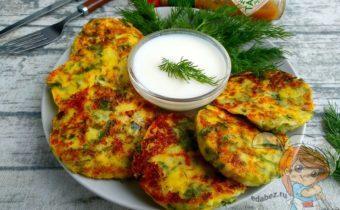 Соленые сырники, рецепт в домашних условиях