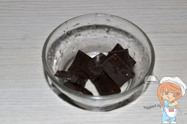 Ломаем шоколад