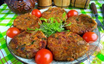 Оладьи из гречки вареной, рецепт с фото
