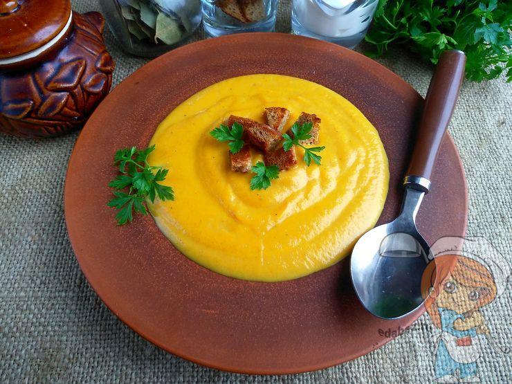 суп с пастернаком - рецепт с фото