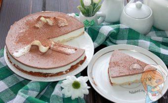 ПП торт птичье молоко рецепт с фото