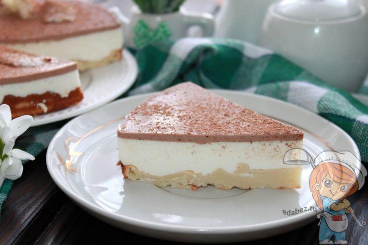 Торт птичье молоко рецепт пошагово с фото