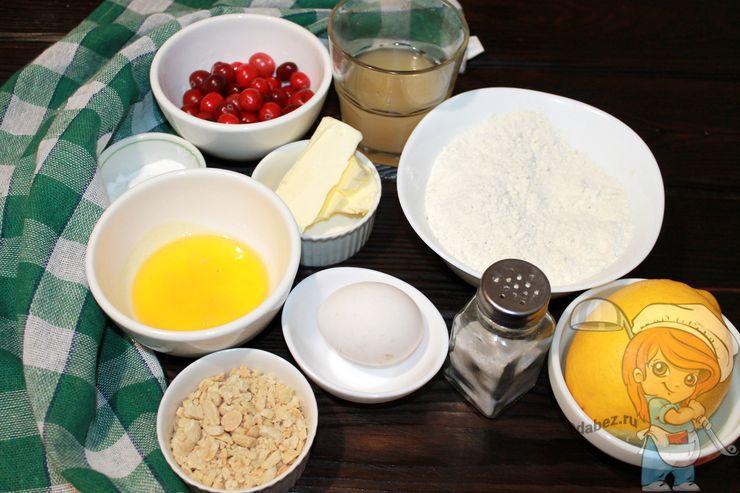 Ингредиенты для пасхальной выпечки