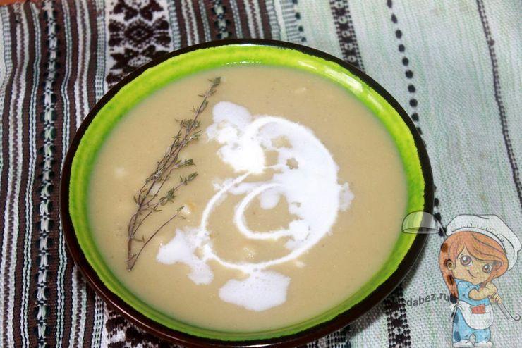 Суп по-неопалитански, рецепт с фото