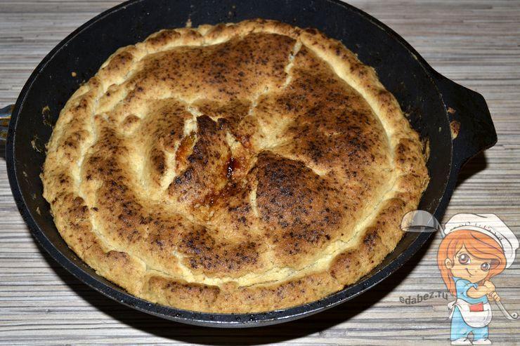 Рецепт пирога Тарт Татен