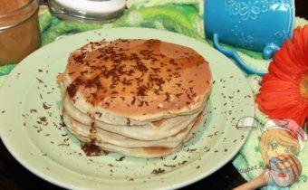 Японские панкейки - рецепт на сковороде