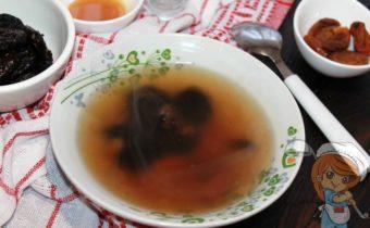суп из сухофруктов - суп кисель