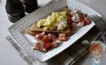 Быстрый завтрак для ленивых