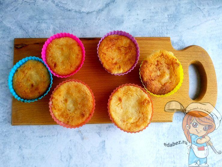 Как запечь сырники в духовке