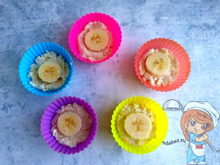 Раскладываем бананы